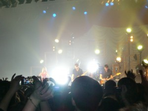 Hayley, Jeremy & Taylor i ljus